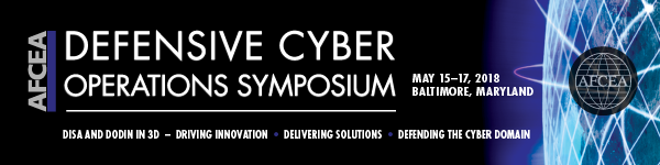 2018 AFCEA Defensive Cyber Operations Symposium